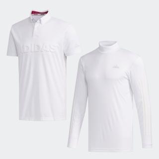 デボスロゴ レイヤード ボタンダウンシャツ
