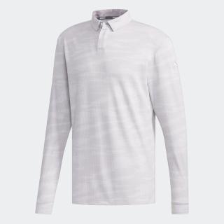 カモパターンジャカード 長袖ボタンダウンシャツ【ゴルフ】 / Polo Shirt
