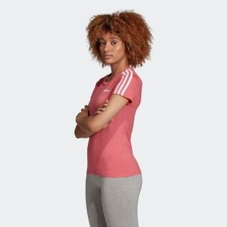 エッセンシャルズ スリーストライプス Tシャツ [Essentials 3-Stripes Tee]
