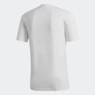 ブラッシュストローク ボックス グラフィック 半袖Tシャツ / Brush-Stroke Box Graphic Tee