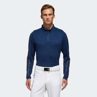 スリーストライプス ウォーム 長袖ボタンダウンシャツ【ゴルフ】 / Performance lSpolo
