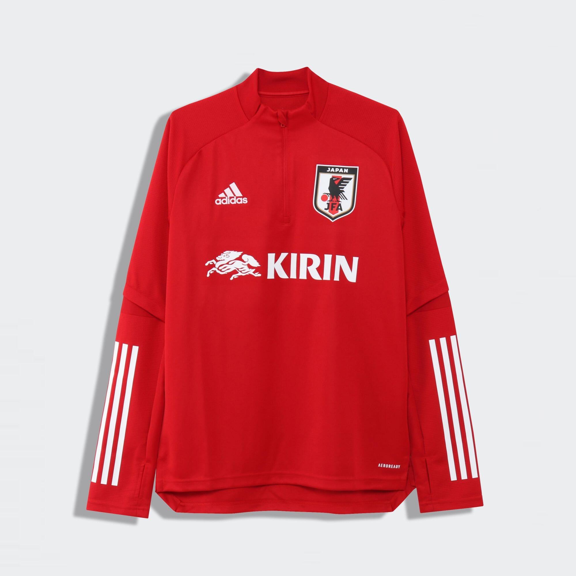 サッカー日本代表 2020 トレーニングトップ
