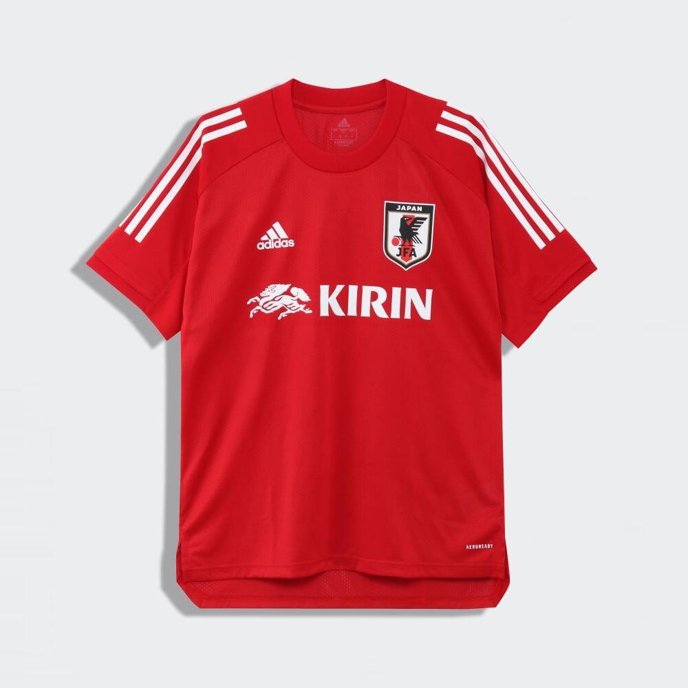 サッカー日本代表 2020 トレーニングジャージー
