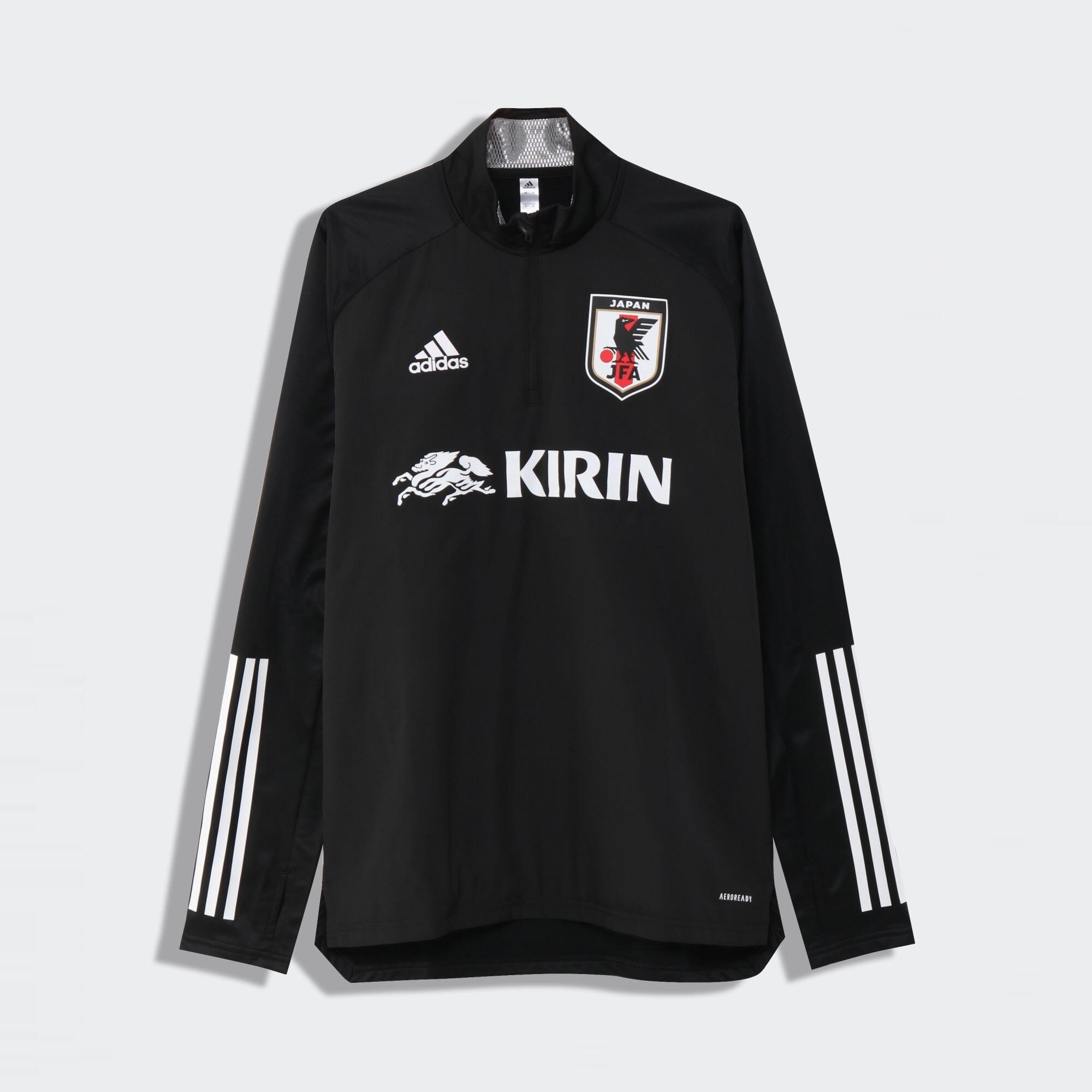 サッカー日本代表 2020 ウォームトップ