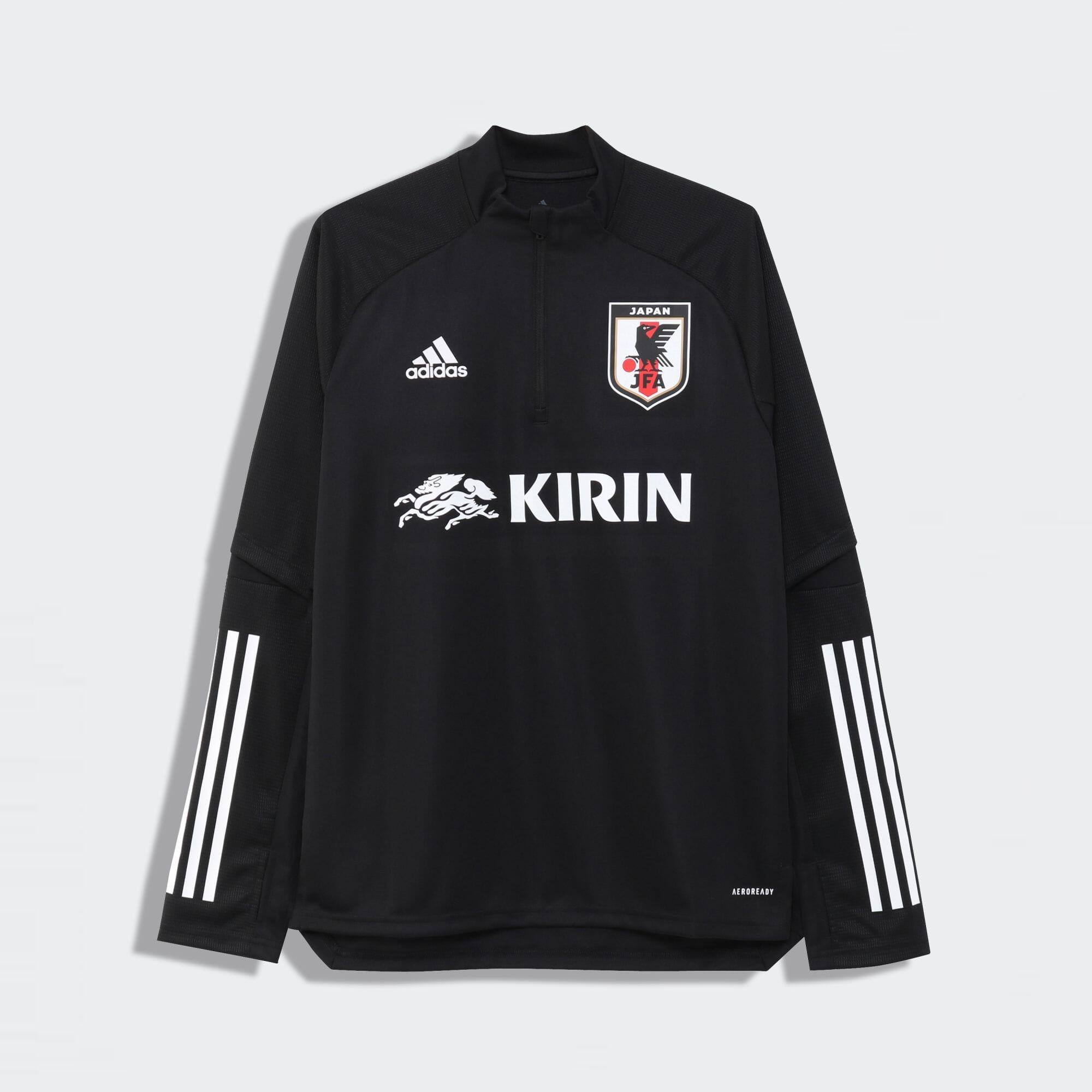 サッカー日本代表 2020 トレーニングトップ2