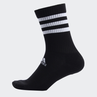 3ストライプス クッション クルーソックス / 3-Stripes Cushioned Crew Socks