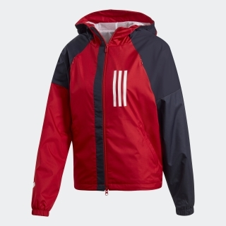 adidas W.N.D. 撥水性ジャケット [adidas W.N.D. Water-Repellent Jacket]