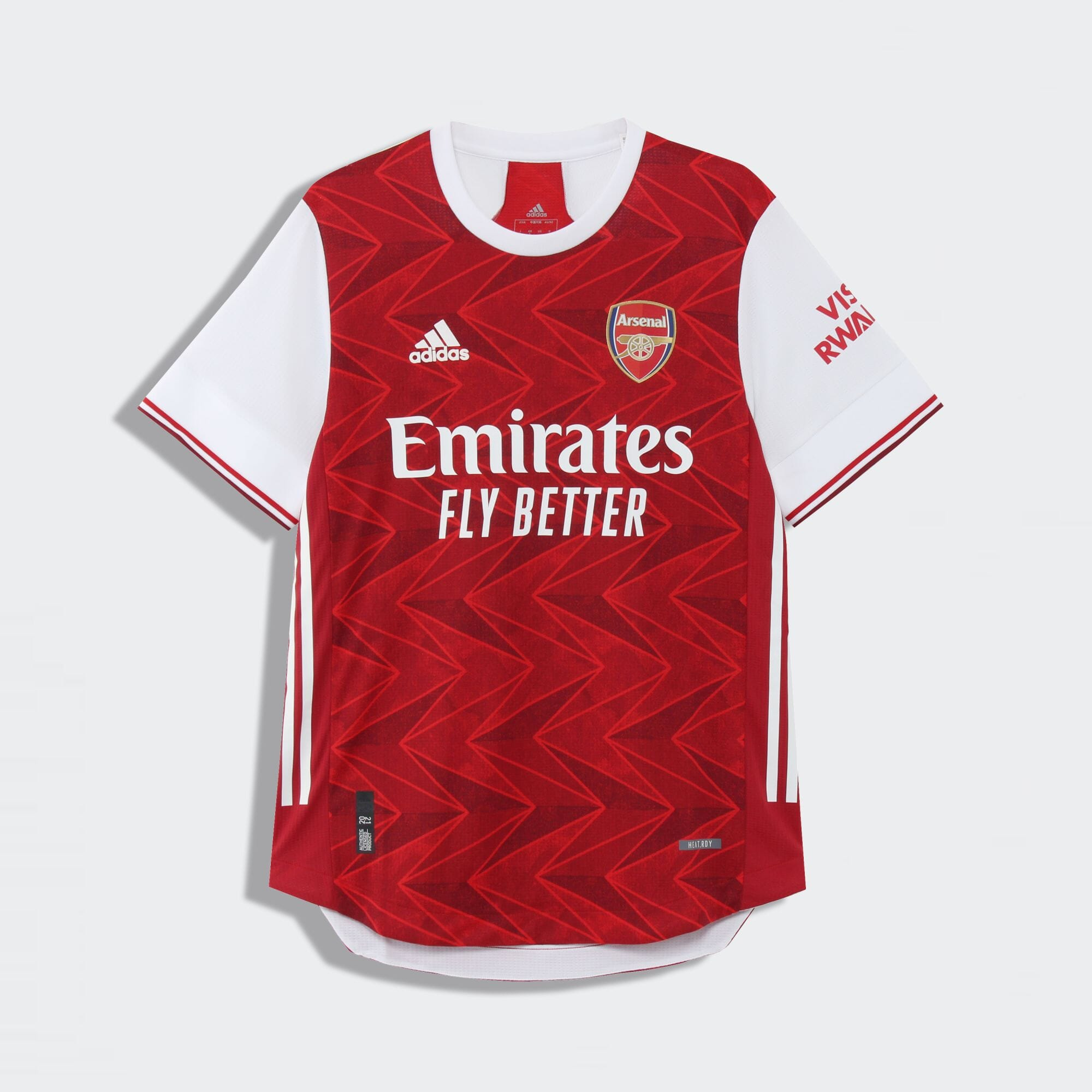 アーセナル 20/21 ホーム オーセンティック ユニフォーム / Arsenal 20/21 Home Authentic Jersey