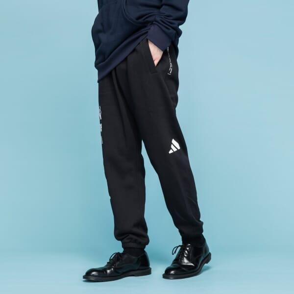 アディダス アスレティクス パック グラフィック スウェットパンツ / adidas Athletics Pack Graphic Sweat Pants