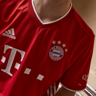 FCバイエルン ホーム オーセンティック ユニフォーム / FC Bayern Home Authentic Jersey
