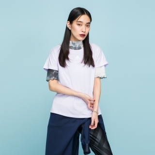 プリーツTシャツ / Pleated Tee