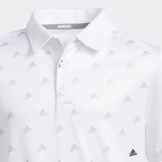 BOYS BOSモノグラム 半袖シャツ【ゴルフ】