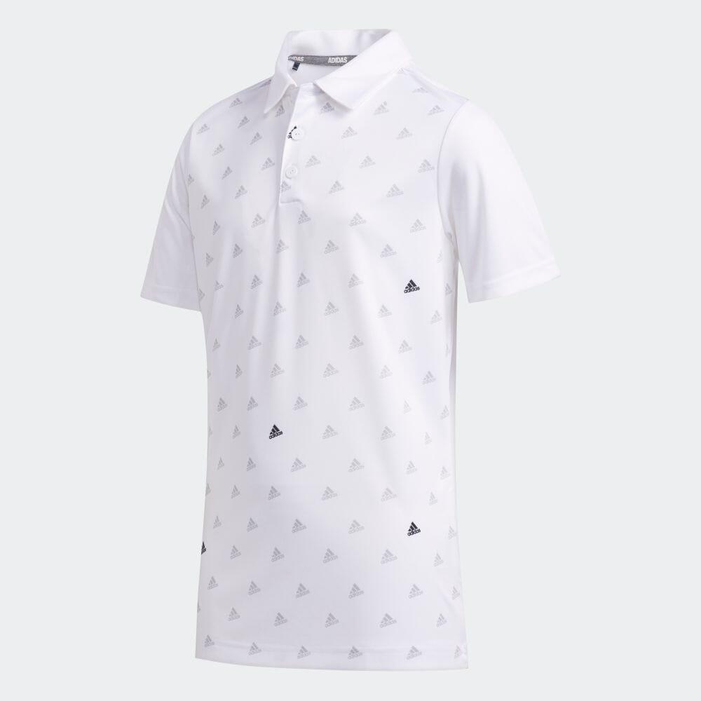 BOYS BOSモノグラム 半袖シャツ