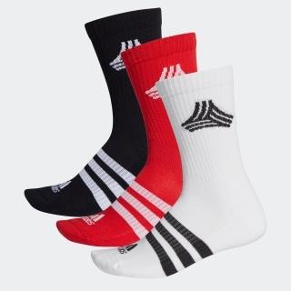 フットボール ストリート 3ストライプス クルーソックス / Football Street 3-Stripes Crew Socks