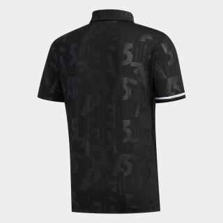 エンボスプリント 半袖ボタンダウンシャツ【ゴルフ】
