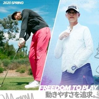 ハイストレッチ ベンチレーションスコート【ゴルフ】