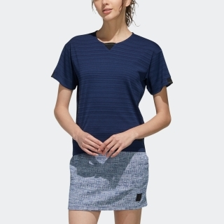 ADICROSS メランジ半袖Tシャツ【ゴルフ】