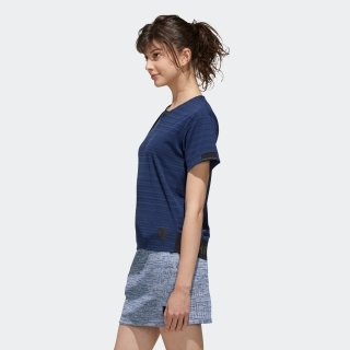 ADICROSS メランジ半袖Tシャツ