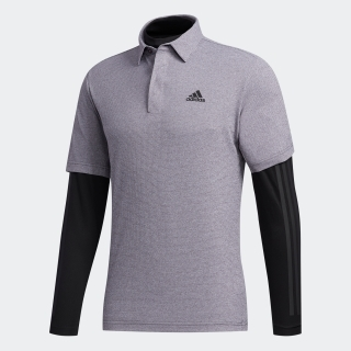 2 in 1 ポロシャツ 【ゴルフ】/ Two-in-One Polo Shirt