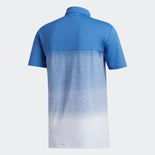 ULTIMATE365 メランジプリント 半袖シャツ
