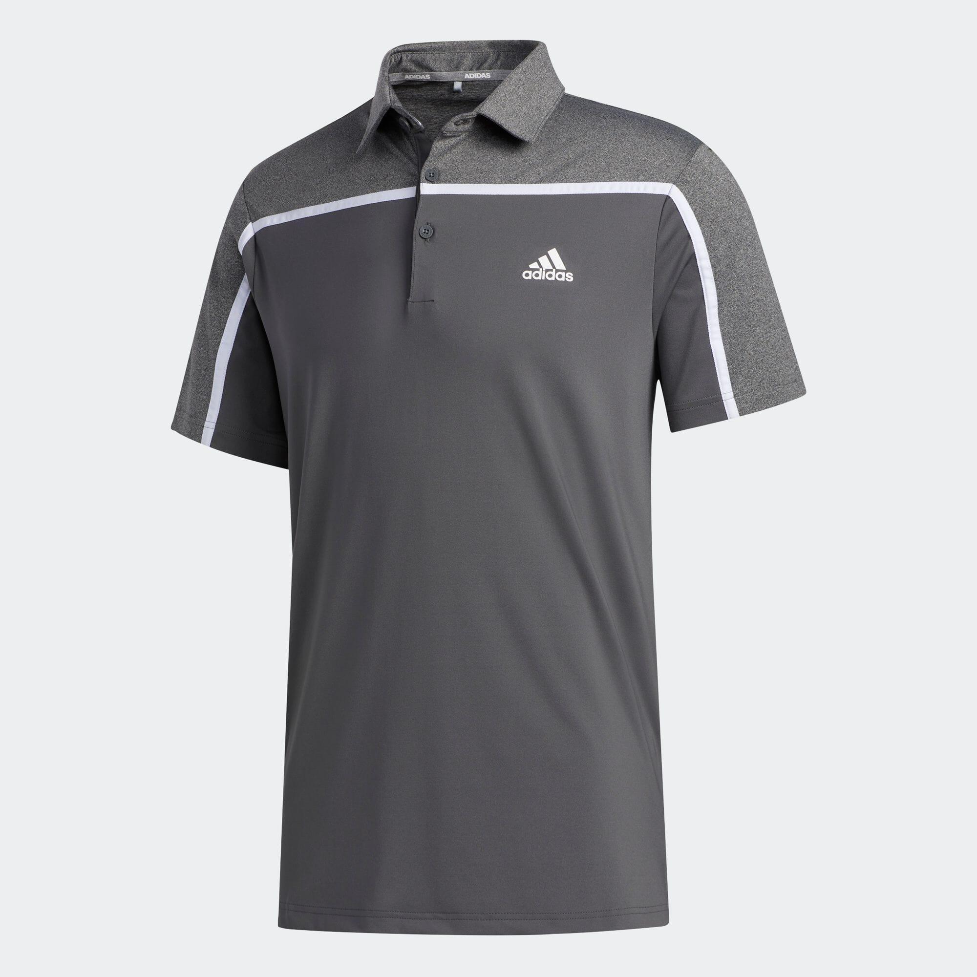 ULTIMATE365 カラーブロック S/Sシャツ