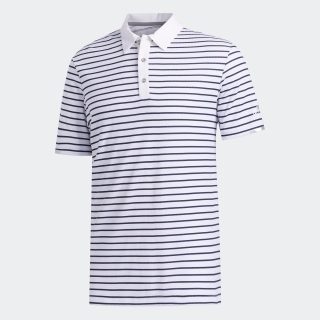 HEAT. RDY ストライプ 半袖ボタンダウンシャツ