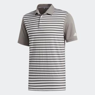 ULTIMATE365 ストライプ 半袖シャツ