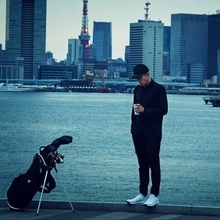 ADICROSS  WARP KNIT カーゴパンツ【ゴルフ】