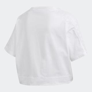レース半袖Tシャツ