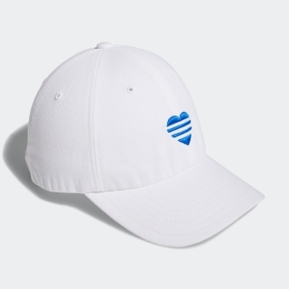 ウィメンズ 3ストライプハートコットンキャップ / 3-Stripes Heart Hat