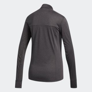 オウン ザ ラン ハーフジップ 長袖Tシャツ / Own The Run Half-Zip Tee