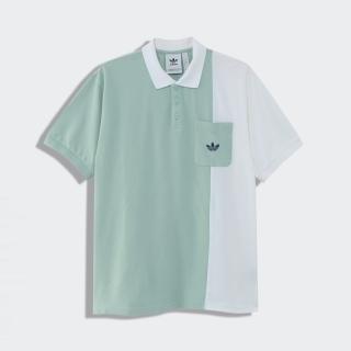 パイピング ポロシャツ