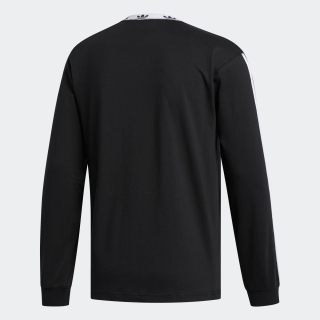 トレフォイル リブ 長袖Tシャツ