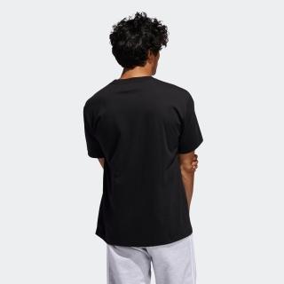 ブラシペイント トレフォイルTシャツ