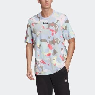 R.Y.V. 総柄プリントTシャツ