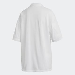 オーバーサイズ ポロシャツ