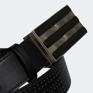 フリーアジャスタブル パンチングベルト【ゴルフ】/ 3-Stripes Punch-Hole Belt