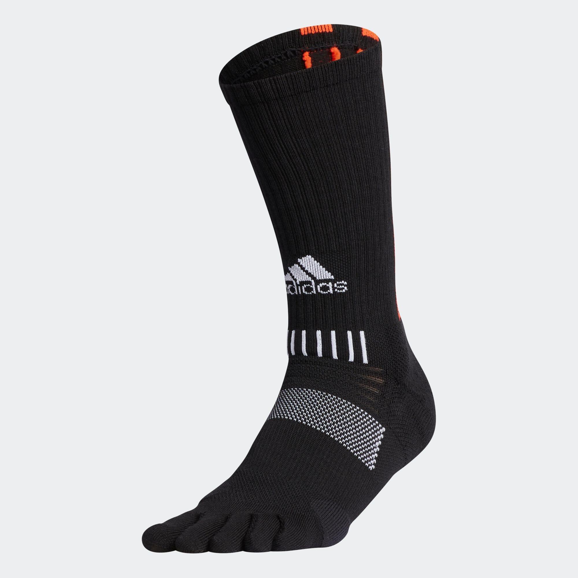 マルチフィットソックス 5フィンガー / Five-Finger Crew Socks