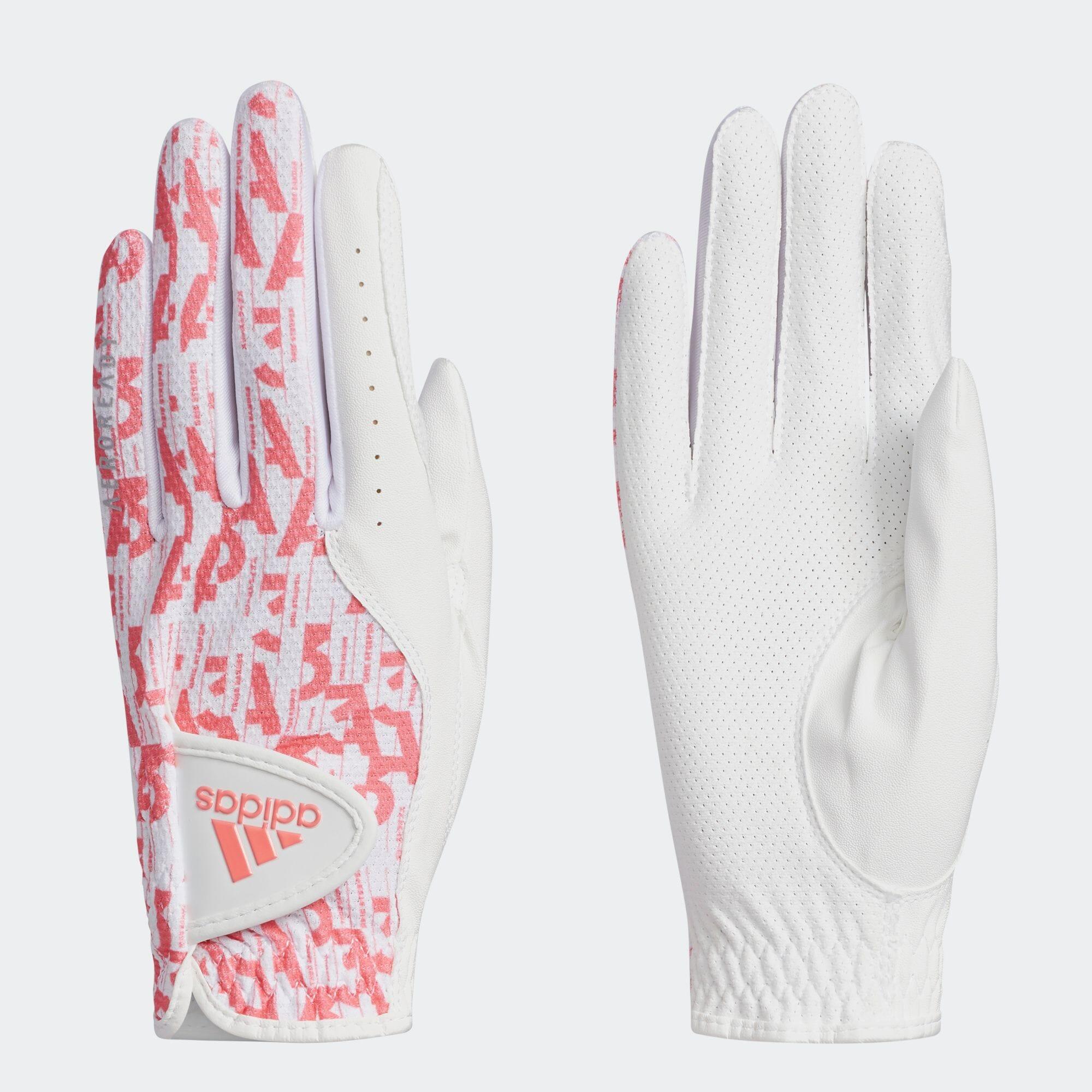 ウィメンズ AEROREADY ペアグローブ【ゴルフ】/ AEROREADY Gloves
