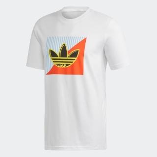 ダイアゴナル ロゴTシャツ