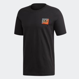 ダイアゴナル エンブロイダード 半袖Tシャツ