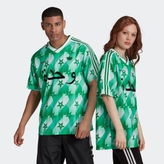 モロッコ 半袖ジャージー