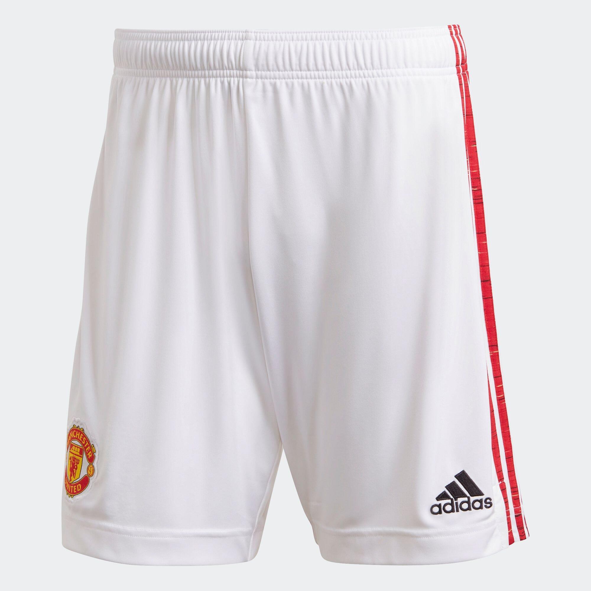 マンチェスター・ユナイテッド 20/21 ホームショーツ / Manchester United 20/21 Home Shorts
