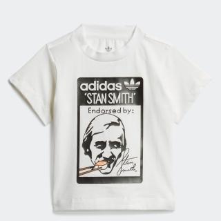 スタンスミス スシ 半袖Tシャツ