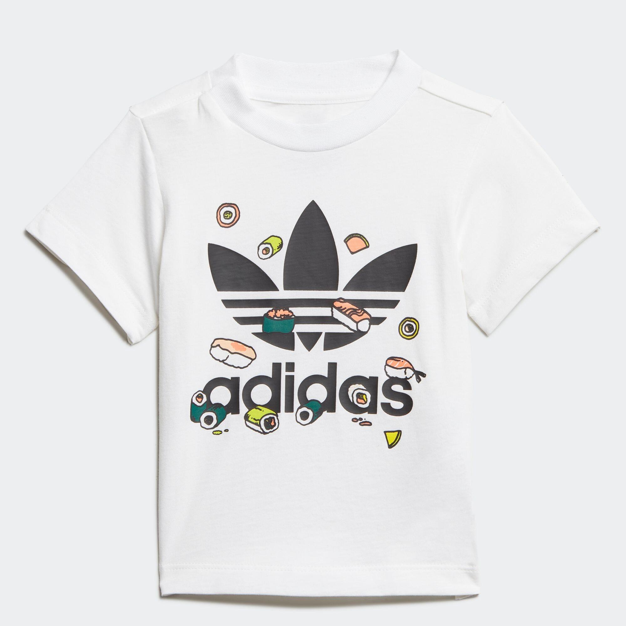 スシ半袖Tシャツ