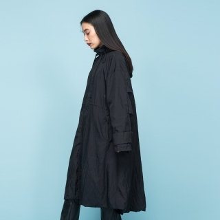 ライトウーブン ロングジャケット / Light Woven Long Jacket