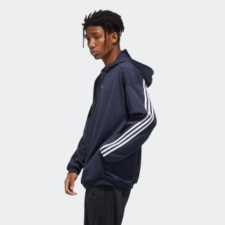 マストハブ 3ストライプス フーデッド スウェットシャツ / Must Haves 3-Stripes Hooded Sweatshirt