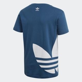 子供用 ビッグ トレフォイル 半袖Tシャツ
