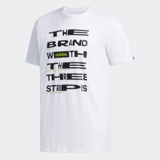 ディストーティッド フォント Tシャツ / Distorted Font Tee