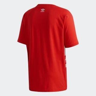 ビッグ トレフォイル ボクシー Tシャツ